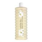 Habfürdő fehérliliom-illattal