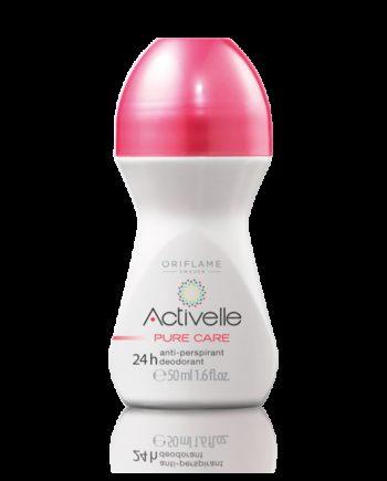 Activelle Piure care 24 órás bőrvédő izzadásgátló golyós dezodor