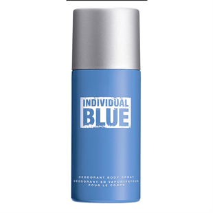 Individual Blue deo spray