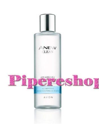 Anew Cleanse bőröregedést késleltető, 3 az 1-ben arctisztító víz