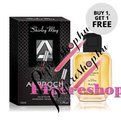 Shirley May - Approach férfi 50ml EDT