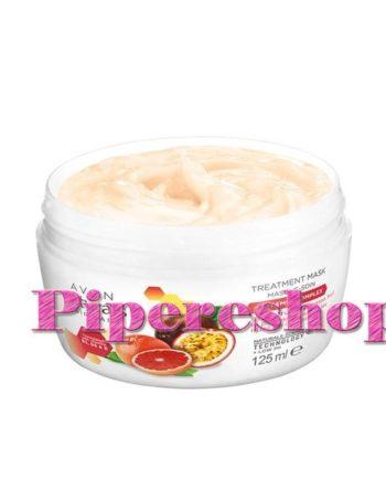 Grépfrút és maracuja vitaminos hajpakolás