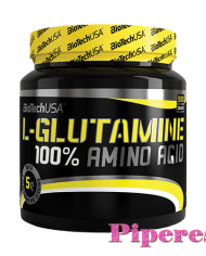 100% L-GLUTAMINE – 500 G