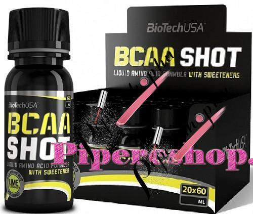 BCAA SHOT - 20 x 60 ML