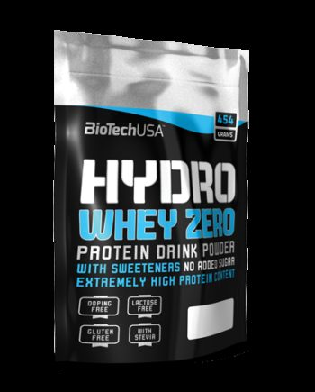 HYDRO WHEY ZERO - 454 G