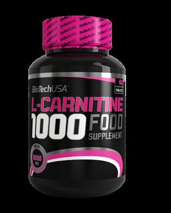 L-CARNITINE 1000 MG - 60 TABLETTA