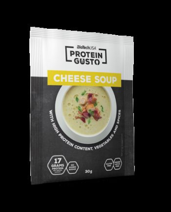 PROTEIN GUSTO - CHEESE SOUP - 30 G