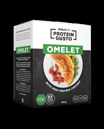 PROTEIN GUSTO - OMELET - 480 G