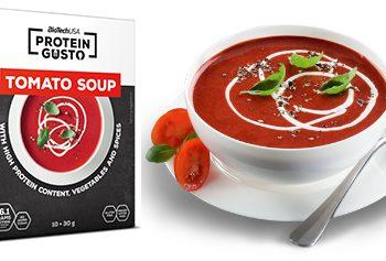 PROTEIN GUSTO - TOMATO SOUP -10 x 30 G