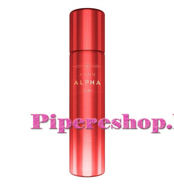Avon Alpha for Her deo spray