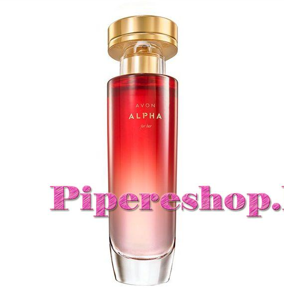 Avon Alpha for Her parfüm női