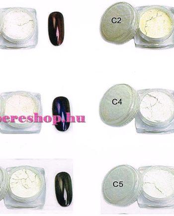Crome Mirror Krom pigment por