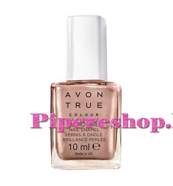 Avon True gyöngyházfényű körömerősítő 10 ml