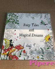 Fairy Tales and Magical Dreams mesébe illő rajzokkal