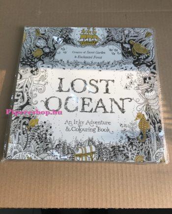Lost Ocean mesébe illő szinező