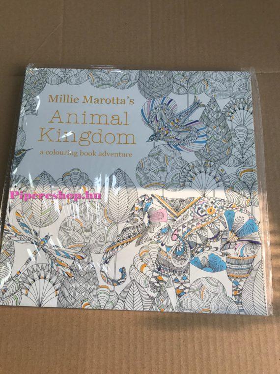 Millie Marotta's Animal Kingdom felnőtt színező könyv