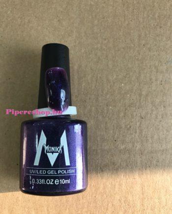Zselé lakk gyöngyház lila 63-as 10 ml