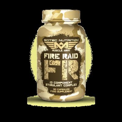 Fire Raid 90 kapszula