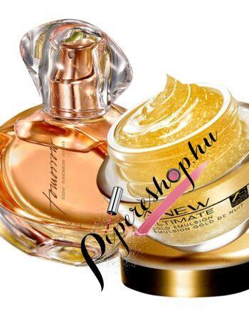 Avon Exkluzív szett illatok és krémek