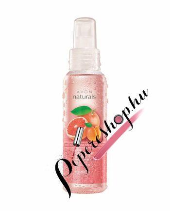 Avon Senses Rózsaszín grépfrút és sárgabarack testpermet