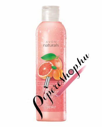 Avon Senses Rózsaszín grépfrút és sárgabarack testápoló