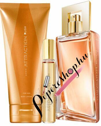 Avon Attraction Rush for Her szett - pipereshop.hu