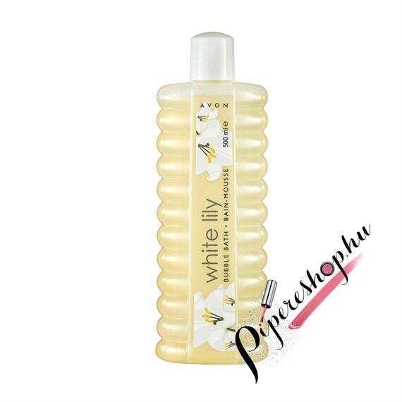 Habfürdő fehérliliom-illattal 500 ml