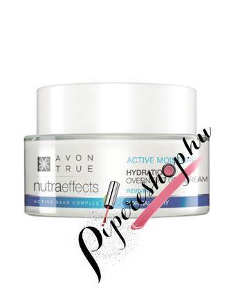 Avon Nutraeffects Hidratáló éjszakai gélkrém 50 ml