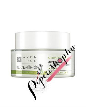 Avon Nutraeffects Mattító és hidratáló éjszakai gélkrém 50 ml