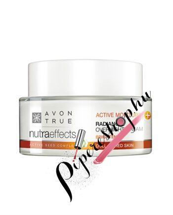 Avon Nutraeffects Ragyogást kölcsönző hidratáló éjszakai krém 50 ml