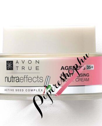 Avon Nutraeffects Tápláló éjszakai krém 50 ml