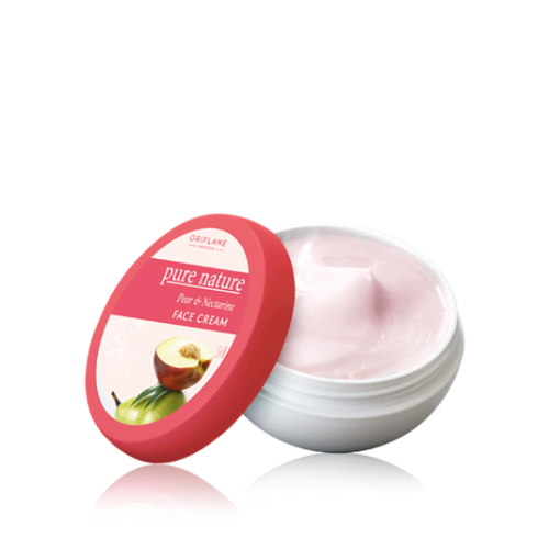 Pure Nature Pear&Necta Face Cream