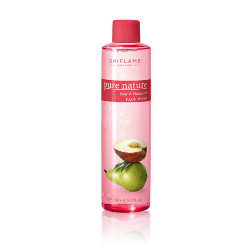 Pure Nature Pear&Nectar Face Wash