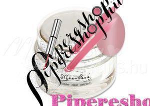 Moonbasa cover pink Építő zselé 30 ml