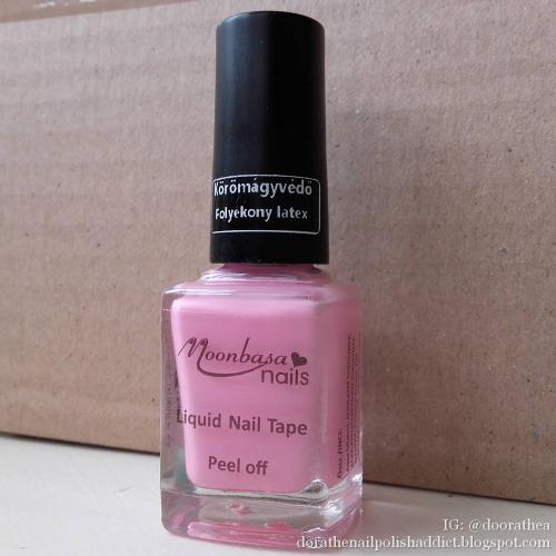 Liquid Nail Tape - folyékon ujjvédő szalag 12 ml