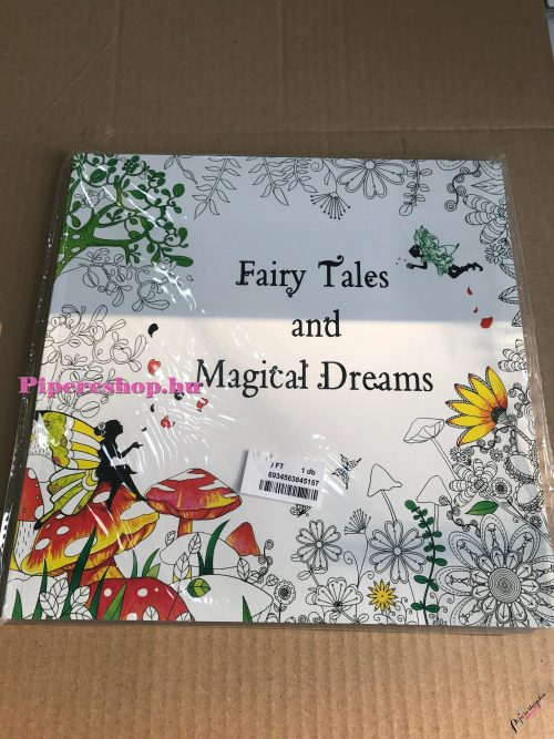 Fairy Tales and Magical Dreams mesébe illő rajzokkal