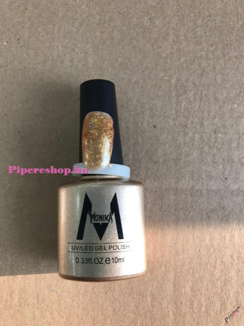 Zselé lakk gyöngyház arany 41-es 10 ml