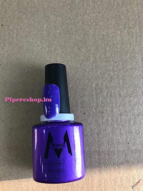 Zselé lakk király lila 86-os 10 ml