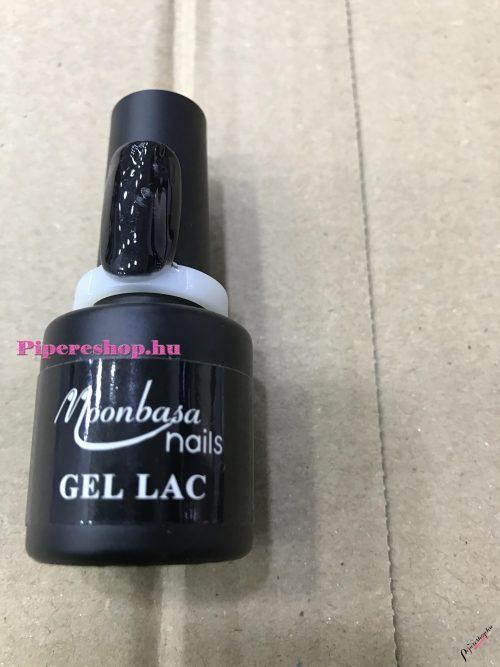 Fekete gél lakk 218-as 6 ml