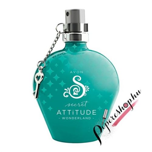 Secret Attitude Wonderland kölni - 50ml