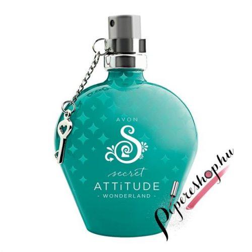 Secret Attitude Wonderland kölni - 50ml