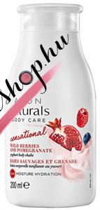 Avon Naturals Joghurt Testápoló 200 ml