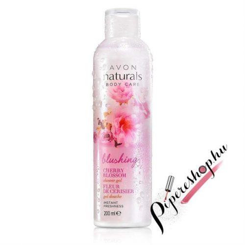 Avon Naturals Cseresznyevirág tusfürdő 200 ml