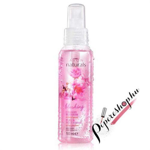 Avon Naturals Cseresznyevirág testpermet 100 ml