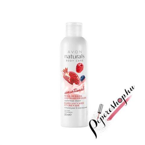 Avon Naturals Joghurt krémtusfürdő 200 ml