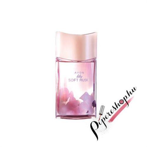 Avon Lily Soft Musk kölni 50 ml