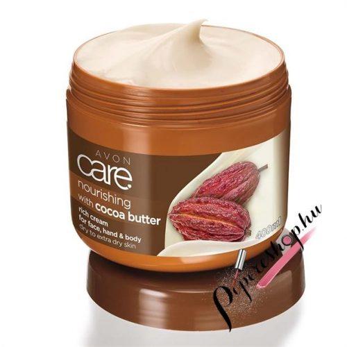 Avon Care Tápláló többfunkciós krém kakaóvajjal 400 ml