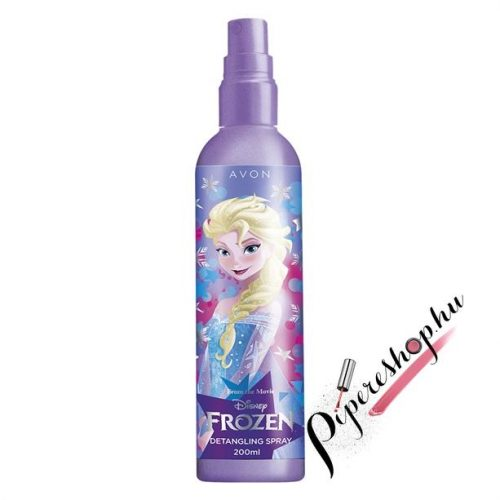 Avon Frozen Jégvarázs hajkifésülő spray 200 ml