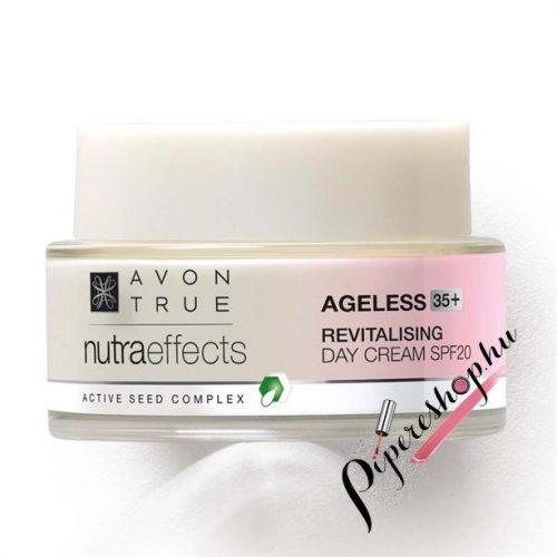 Avon Nutraeffects Tápláló nappali krém SPF 20 50 ml