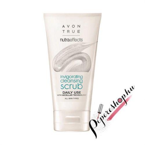 Avon Nutraeffects Élénkítő micellás arcradír 150 ml
